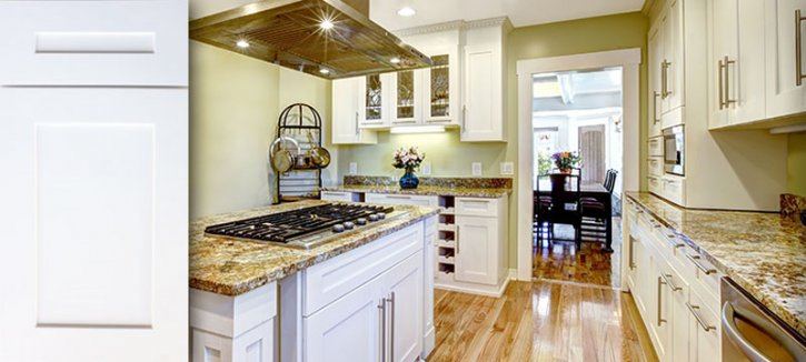 Jarlin Cabinetry Dove White Royal Kitchen And Flooring