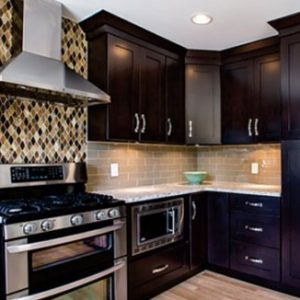 Jarlin Cabinetry : Ebony Shaker