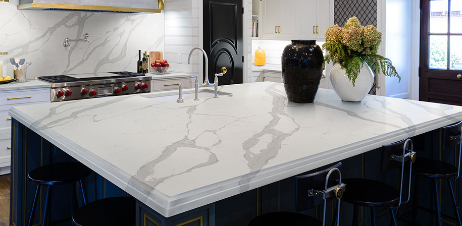 Msi Quartz Calacatta Luccia Royal Kitchen And Flooring