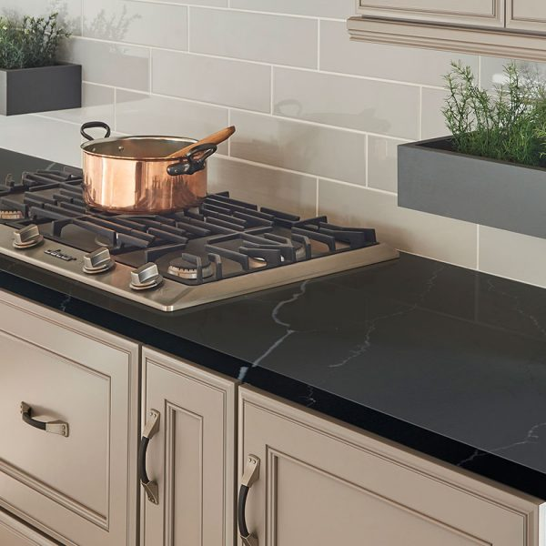 Msi Quartz Marquina Midnight Royal Kitchen And Flooring