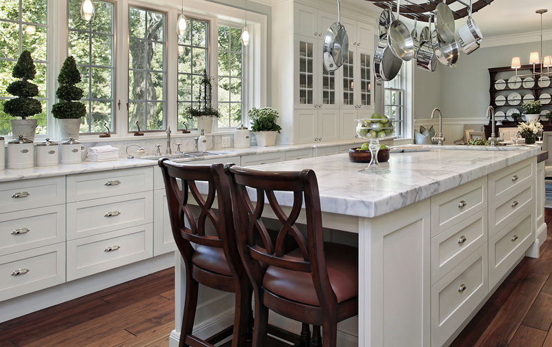 Ideal Cabinetry Nantucket Polar White Royal Kitchen And Flooring